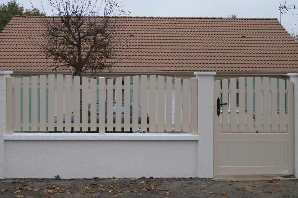 Clôture PVC Appiano