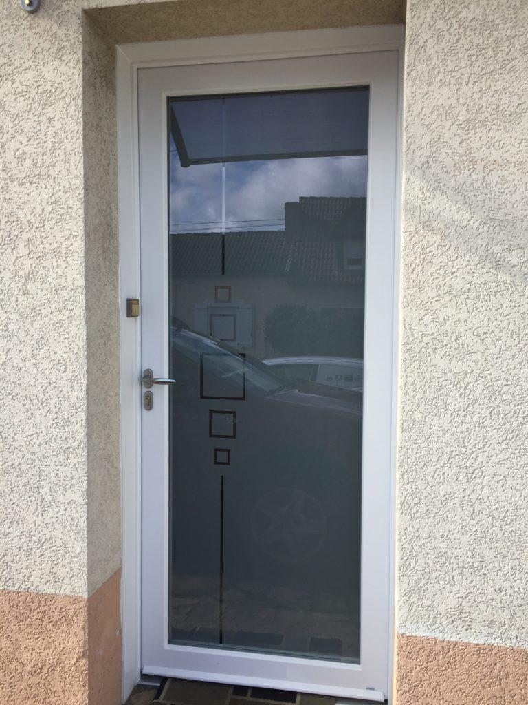 Porte d'entrée PVC Appiano