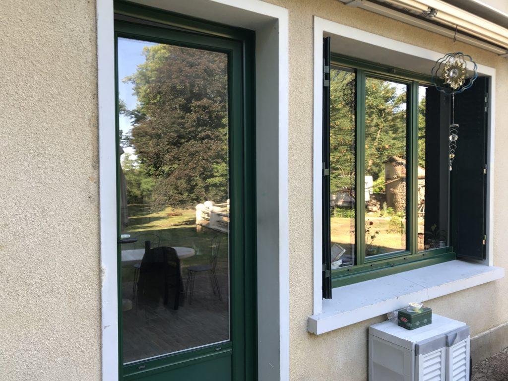 fenêtre Aluminium Appiano