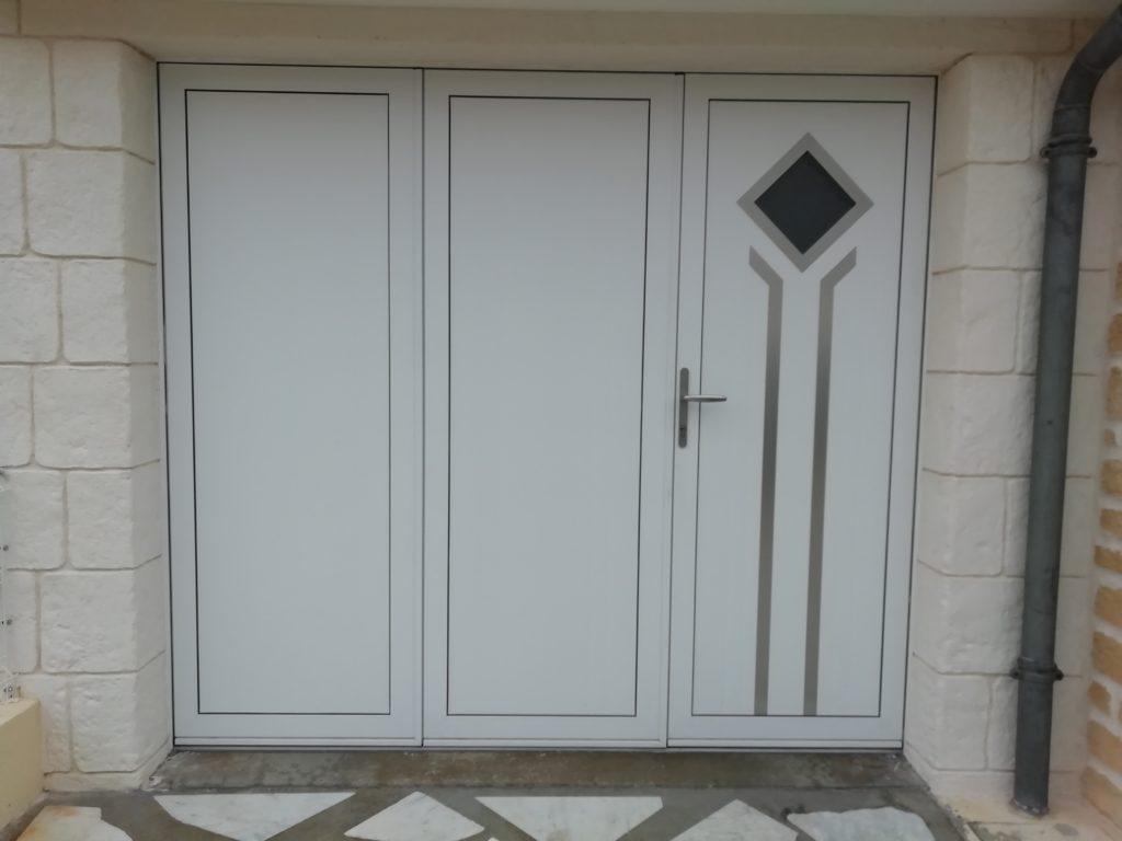 Porte de garage vantaux Appiano