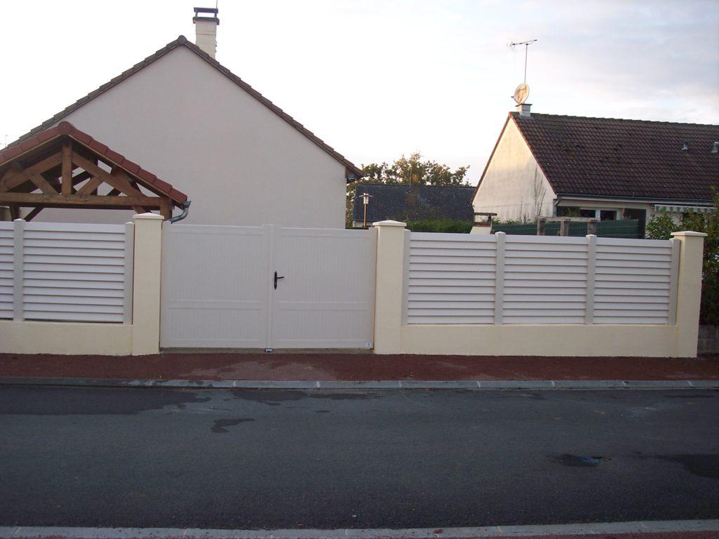 Portail PVC Appiano